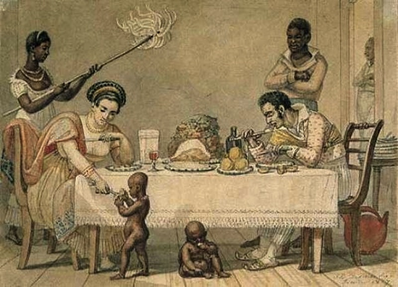 an overview of slavery as a cruel institution Brief history of slavery in north america and britain  a brief history of the peculiar institution of slavery 16 th-18 th centuries, in north america & britain.