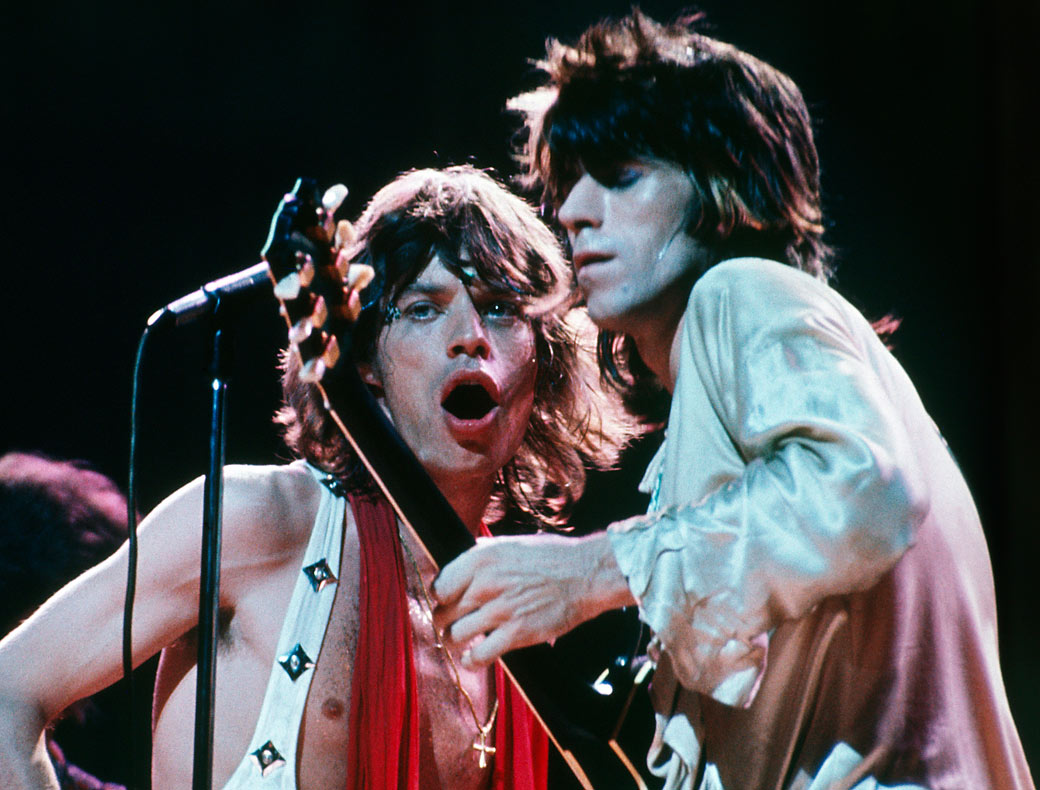 21 of the Most Iconic Photos of The Rollings Stones on ...