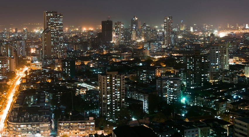 Mumbai, India's commercial and financial hub
