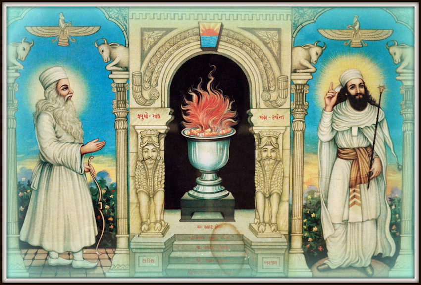 A Quick Introduction To Zoroastrianism And Zoroastrian Beliefs Fun With Cy